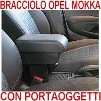 Bracciolo PORTAOGGETTI per OPEL MOKKA -Qualità Italia-vedi anche tappeti gomma @