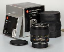 Leica Apo-Summicron-R 90mm 1:2 ASPH ROM 11 350 // 11350
