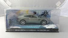 JAMES BOND 007 Aston Martin V12 Vanquish Die Another Day Brosnan 1:43 (MIB) 2
