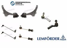 For Volvo S60 V60 Suspension Kit Control Arms & Sway Bar Links & Tie Rod Ends