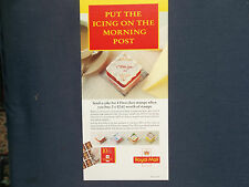 Royal Mail Post Office Leaflet Poster Icing On Morning Post Booklet Hd37