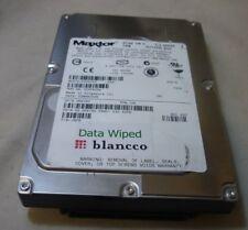 """73GB Maxtor 8D073J002275E Dell 0R4780 R4780 3.5"""" Ultra 320 SCSI Hard Drive / HDD"""