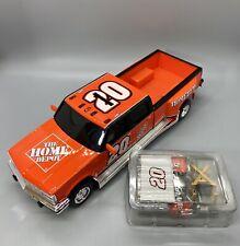 2005 Tony Stewart #20 Home Depot Dually Tailgate Set Arc 1/24 Diecast Car