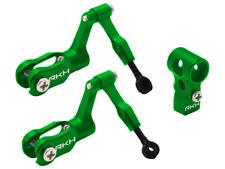 Rakon Blade Nano CPX/CPS CNC AL DFC Head Combo (Green) - nCPX005-G