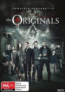 The Originals : Season 1-3 (DVD, 15-Disc Set) NEW