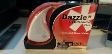 Dazzle DVD Recorder Plus Video Capture FACTORY SEALED NEW