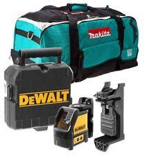 Dewalt DW088K 2 Way Auto-Nivellement Croix Ligne Laser Niveau Kit DWST 1-71195 Case