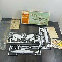 Vintage Frog F260 Ling Temco Vought -7A Corsair 2 1:72 scale boxed Model Kit
