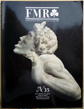 Rivista FMR #35, Agosto-Settembre 1985, Ed. Franco Maria Ricci