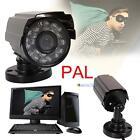 PAL 1300TVL Waterproof Outdoor CCTV Security Camera IR Night Vision 6mm Lens#C