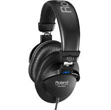 Roland RH-200 Monitor Headphones Black