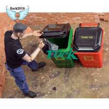 "1:6 Soldiers Accessories Scene Props Community Trash Can Suitable For 12"" Toys"