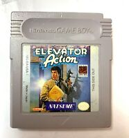 Elevator Action ORIGINAL NINTENDO GAMEBOY GAME Tested WORKING Authentic!