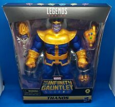 Marvel Legends Series Thanos Figure The Infinity Gauntlet~Brand New and Sealed