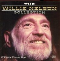 Willie Nelson Collection (18 tracks, 1987, K-tel) [CD]