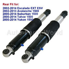 Rear Air Shock Absorbers for GMC Yukon 1500 2000-2014 23487280 25871432 19302786