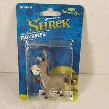 DreamWorks, Shrek Donkey Figurine, new, sealed, 2006.