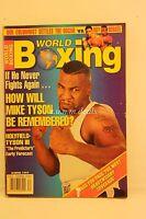 World Boxing Magazine - Mike Tyson / Evander Holyfield, Winter 1997