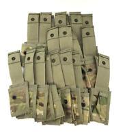 USGI Mutlicam Grenadier Pouch Set, 16 MOLLE II 40mm Pouches Genuine Army Issue