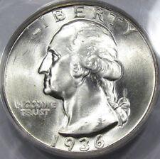 1936 Washington Quarter Gem BU PCGS MS-65 Flashy and SO Nice! An Excellent Coin!