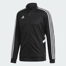adidas Alphaskin Tiro Jacket Track Top Black White Training Soccer Dy0102 Men's
