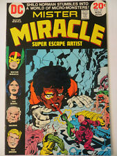 Mister Miracle #16 - Jack Kirby Classic ! - 1973 - Dc Comics