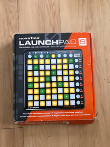 Novation Launchpad S MIDI Controller w/ Cable and Box