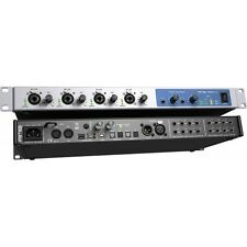 New RME Audio Fireface 802 / 60-Channel High-end 192 kHz USB/FireWire Interface