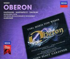 John Eliot Gardiner, C.M. Weber Von - Oberon [New CD]