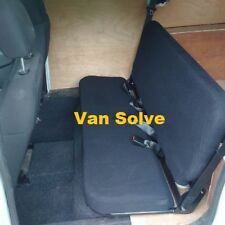 Vauxhall Combo seat conversion 2012 > onwards