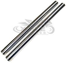 Fork tubes stanchion Suzuki GSXR 750 1988 1989 #FT411#