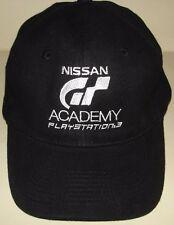 Nissan Sony PlayStation Inaugural Gran Turismo Academy UK Finalist Exclusive Cap