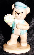 "BING&GRONDAHL / ROYAL COPENHAGEN FIGUR ""TEDDYBEAR 2000 VICTOR"" TOP 1. WAHL"