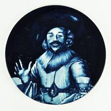 Royal Goedewaagen Blue Delfts Holland - Teller - de vrolijke drinker Frans Hals