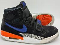 Nike Air Jordan Legacy 312 Knicks Trainers AV3922-048 Black UK8.5/US9.5/EU43