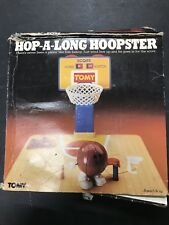 Collectible Vintage Tomy Hop-A-Long Hoopster Wind-Up Basketball Game #7087