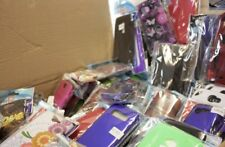 Lot of 50 Wholesale Cell Phone Cases and Accessories - Various Types