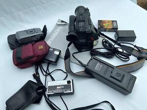 PANASONIC VHS C Camcorder NV-G2E