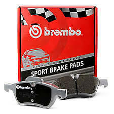 Brembo High Performance Sports Brake Pad for Honda Civic  R EP3/FN2 and S2000