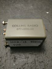 Collins Input Transformer 1k:100k 677-0220-00