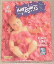 Impossibles FLOWER CHILD - 750 + 5 piece Bepuzzled Puzzles Jigsaw Puzzle