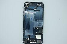 Nuevo Iphone 5 Negro Completo Cubierta Trasera Completa, Shell, la vivienda todos elementos interiores