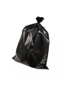 Heavy Duty Garbage Plastic Bag 77L - 250 Bags - 900 x 760mm - BULK QTY