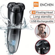 Xiaomi Rotary Electric Shaver w/ Pop-up Trimmer Wet & Dry Men Razor Rechargeable