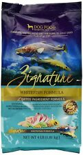 ZIGNATURE Dog Food Whitefish (4 lb)