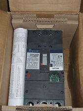 GE 250A 3 Pole Circuit Breaker, SFHA36AT0250 DISJONCTEUR NEUF 250A, 3P, 600VAC