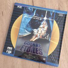 Movie Laserdisc - Star Wars 4 - La Guerre Des Etoiles - PAL