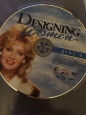 Designing Women: (Dvd) Second Season: Disc 4 *Replacement* (Mint)