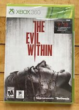 XBOX 360 The Evil Within New Sealed