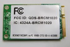 Broadcom BCM4311KFBG 802.11b/g PCI-Express Wireless Card 441090-001